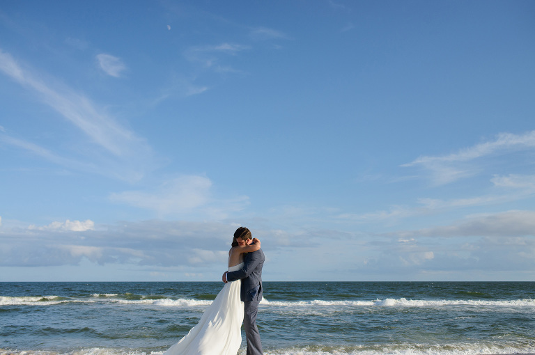 Wedding by Neil GT Photography Outer Banks Ocracoke Berkley Manor